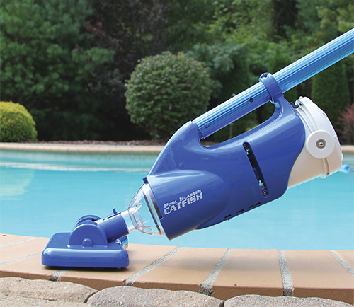 Pool Blaster Catfish Battery Powered Pool And Spa Cleaner