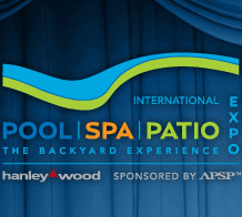 Us pool show moves to new orleans for 2012 for Pool spa show vegas 2015