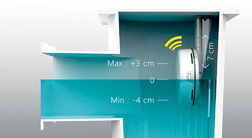 Alteo capteur de niveau d 39 eau sans fil for Niveau d eau piscine