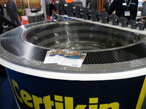 Certikin: Tiled spas and swimspas