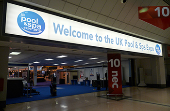 Welcome to the uk pool and spa expo