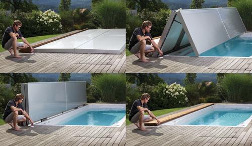 nouvelle couverture de spa de nage d usspa. Black Bedroom Furniture Sets. Home Design Ideas